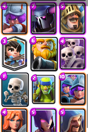 Guide for Clash Royale 10.0.0 screenshot 896058
