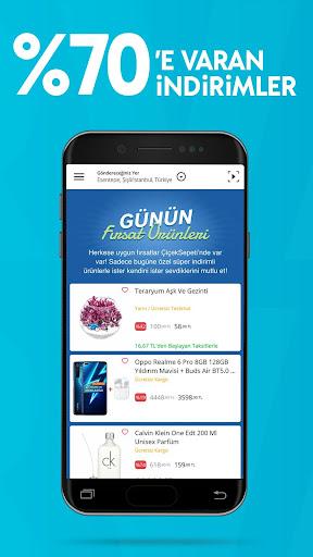 Cicek Sepeti u2013 Online Gift and Flower Store 5.2.2 screenshots 3