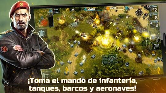 Art of War 3: RTS PvP moderno juego de estrategia 1