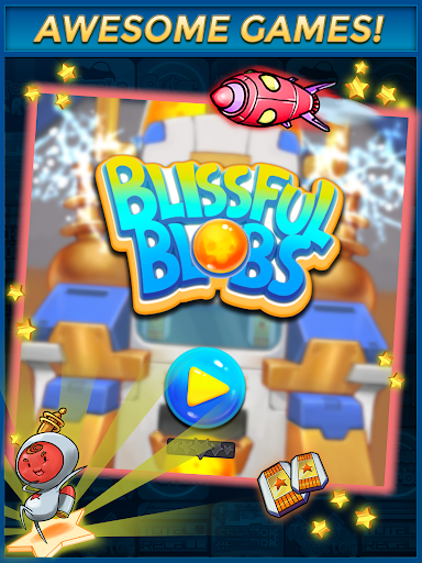 Blissful Blobs - Make Money 1.3.2 screenshots 7