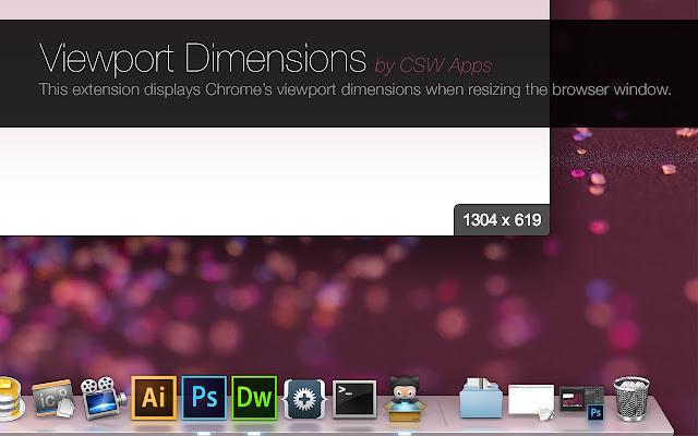 Viewport Dimensions