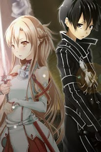 HD SAO WALLPAPERS - náhled