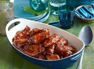 Saucy Wings Recipe