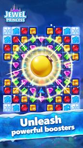 Jewel Princess – Match 3 Frozen Adventure 2
