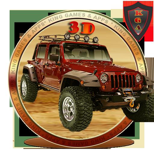 3D砂漠のヒルクライムレース 賽車遊戲 App LOGO-硬是要APP