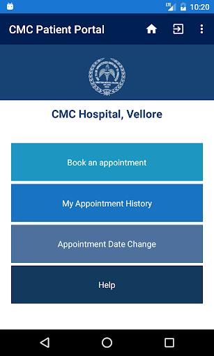 CMC Patient Portal 1.54 screenshots 3