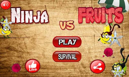 Fruit vs Ninja