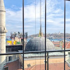 トプカプ宮殿を眺めながら贅沢な朝食タイムを堪能できるイスタンブールのホテル「アダ・カラキョイ・ホテル」