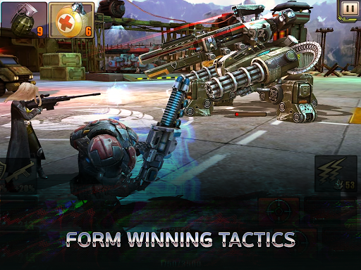 Evolution: Battle for Utopia. Shooting games free 3.5.9 screenshots 11