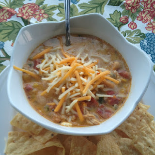 Oktoberfest Chicken Chili