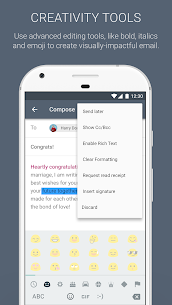Bizmail – Business email Apk Download For Android and iPhone 6