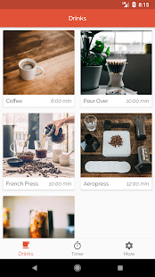 Better Barista - Your Better Coffee Companion Screenshot