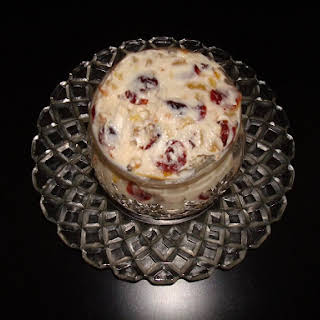 CRANBERRY ORANGE CREAM CHEESE Spread * Appetizer.