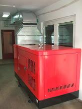 Photo: Generator Yanmar 45 kVA, TBI Leasing, Bucuresti