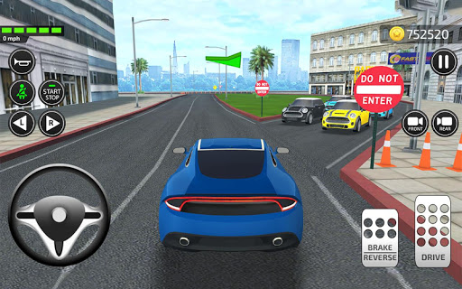 Car Driving Academy 2018 3D 1.7 Screenshots 6