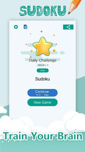 Sudoku Classic - Number Puzzle Brain Games 1.1.6 screenshots 5