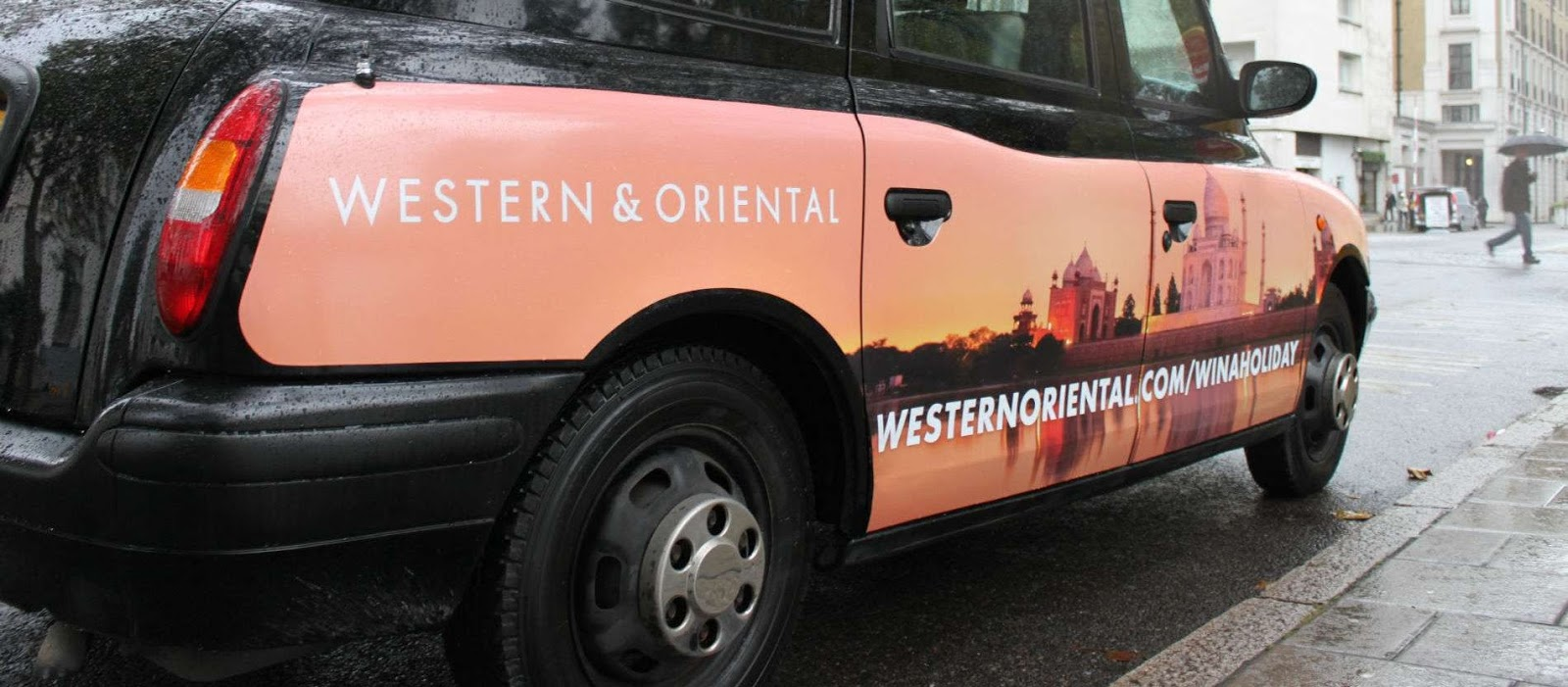 Western Oriental Superside - London