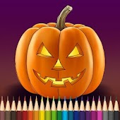 Halloween Coloring Book - Scary Pages For Adults