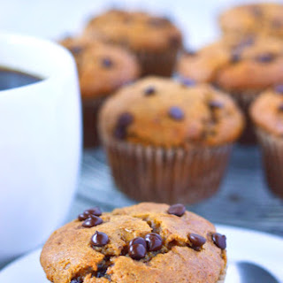 Gluten Free Pumpkin Chocolate Chip Muffins and Giveaway