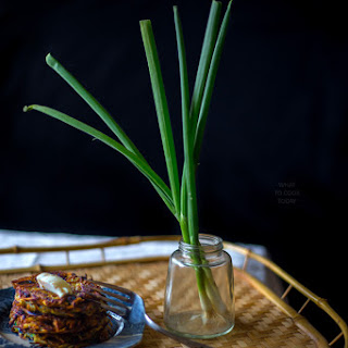 Crispy Scallion Sesame Hash Brown (8-10 Mini Hash Brown)