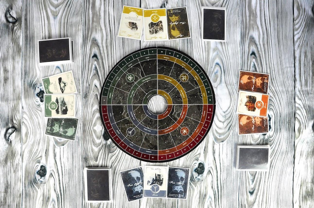 żercy recenzja gry karcianej
