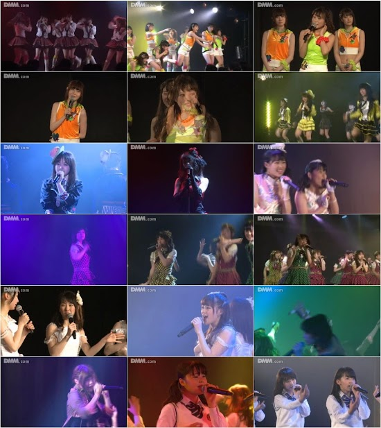 (LIVE)(公演) SKE48 チームE 「手をつなぎながら」公演 160520