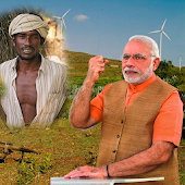 Narendra Modi Photo Frame