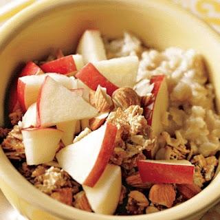 Apple Crisp Hot Cereal