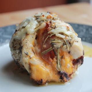 Chicken Cordon Bleu with Garlic Butter