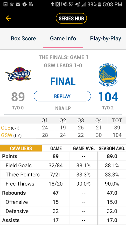 NBA 2015-16- screenshot