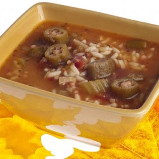 Vegetarian Okra Gumbo Recipe