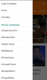 Rappler -  News, social media - screenshot thumbnail