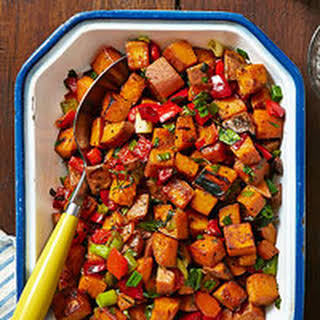 Sweet Potato Hash.
