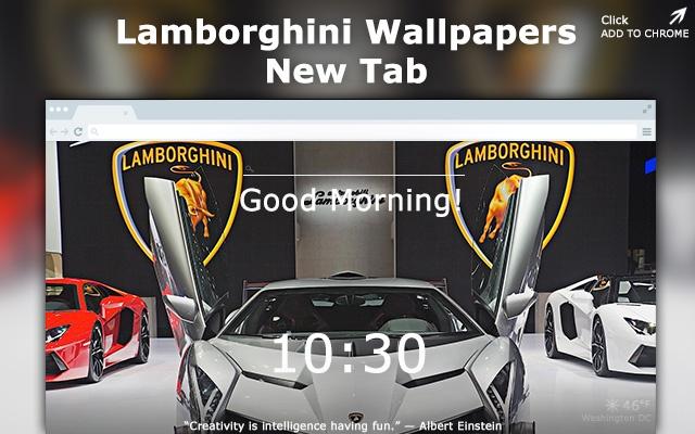 Lamborghini Hd Wallpapers Chrome Web Store