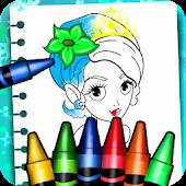 Tải Coloring Book For Kids APK