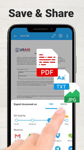 Scanner App To PDF - TapScanner 2.5.0 screenshots 2