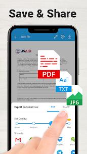 Scanner App To PDF – TapScanner Mod 2.4.90 Apk [Unlocked] 2