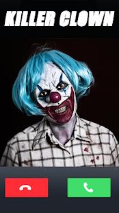 killer clown scary call you 2017 scary prank live - náhled