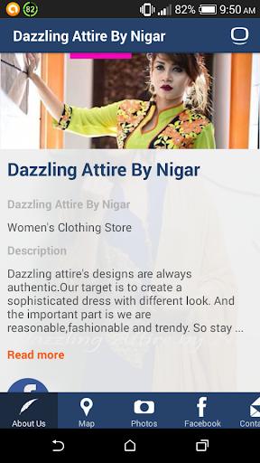 Dazzling Attire