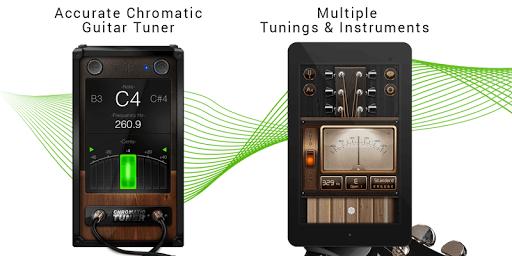 Chromatic Guitar Tuner Free: Ukulele, Bass, Violin 2.4.9 screenshots 6