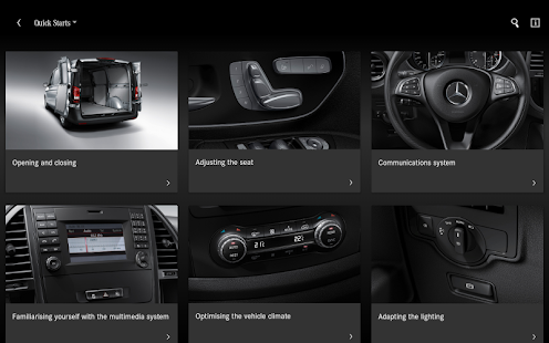 Mercedes-Benz Guides- miniatura screenshot
