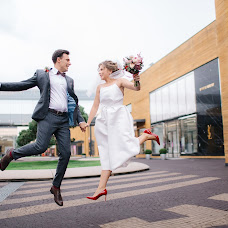Wedding photographer Aleksandra Sashina (Alsefoto). Photo of 27.09.2018