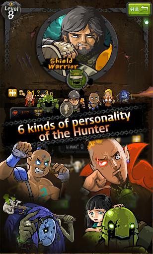 Zombie Hunter Breaker screenshot 1