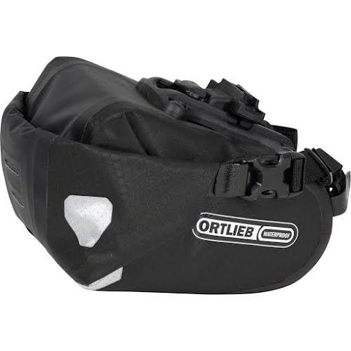 Ortlieb Two Saddle Bag Two 1.6L, Black