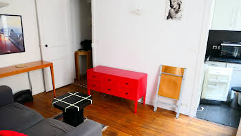 Appartement meublé 2 pièces 29,7 m2