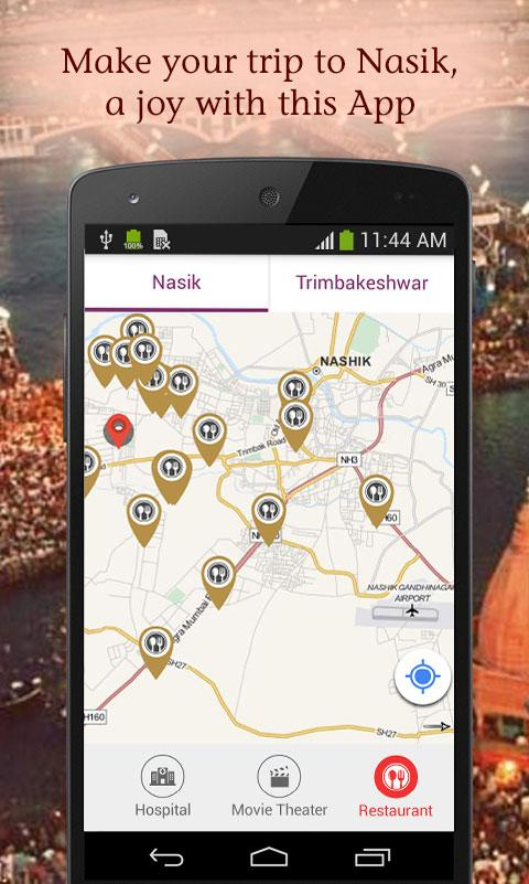 Offline Maps Nasik Kumbh Android Apps on Google Play