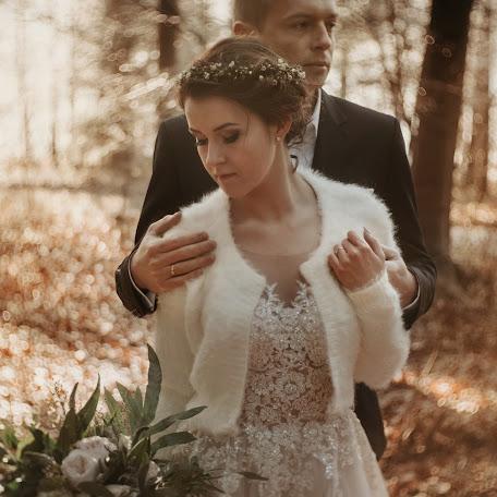 Wedding photographer Dawid Poznański (poznaski). Photo of 21.01.2018
