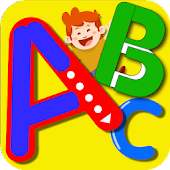 ABC Learning Letters Kids Games