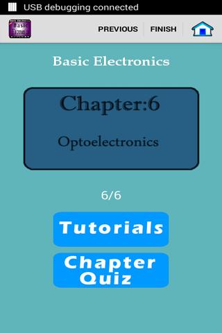 基本的な電子チュートリアル
