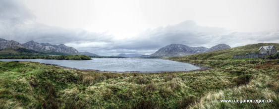 Photo: Connemara - Fotohalt am Loch Edhneach